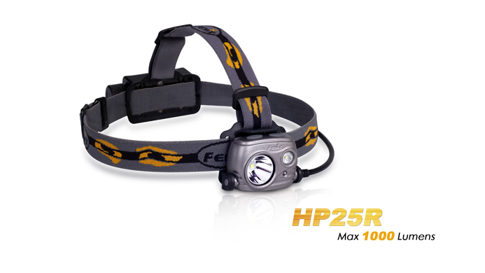 Fenix FlashLightShop HP25R