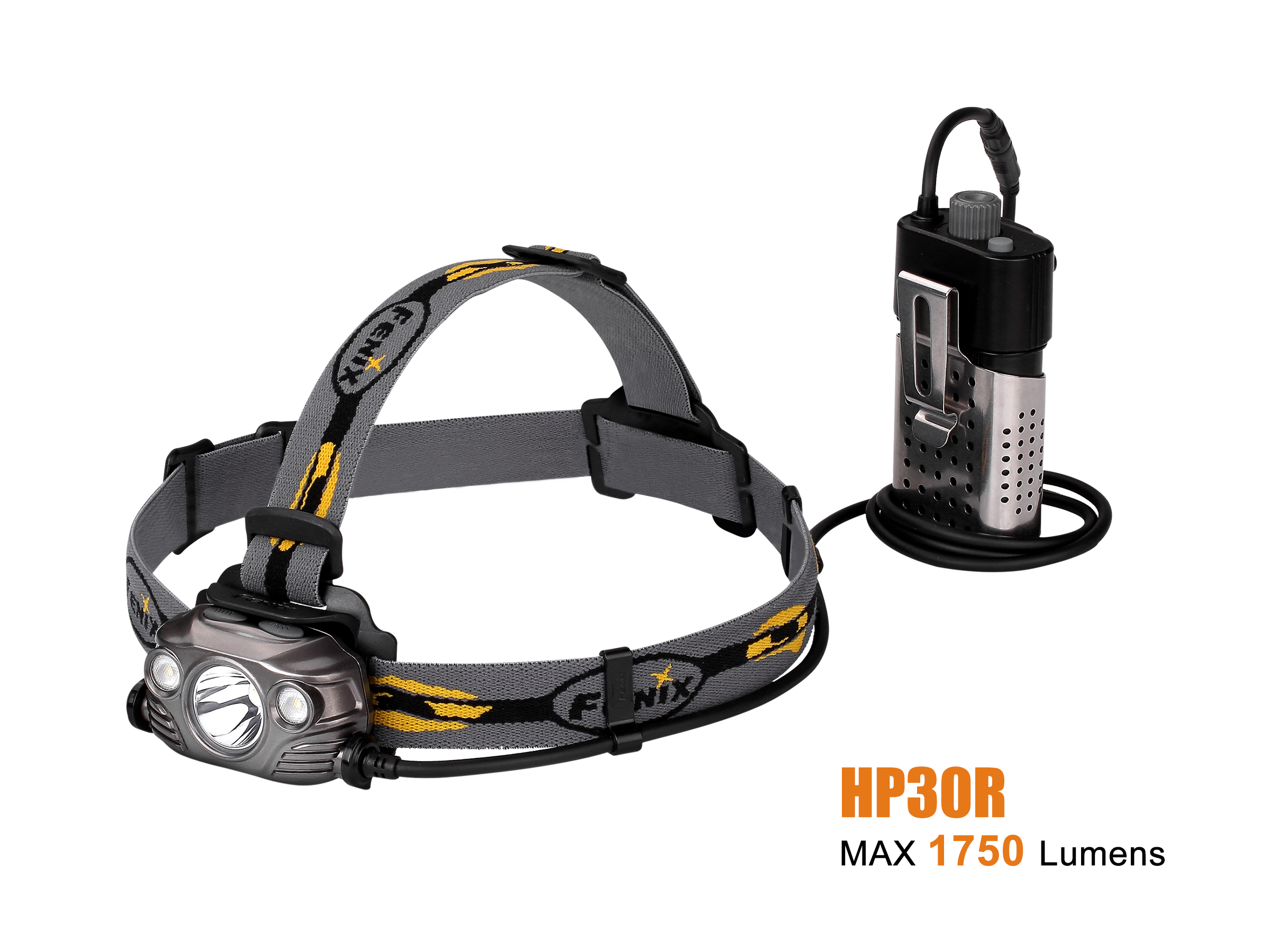 Fenix HP30R LED Stirnlampe