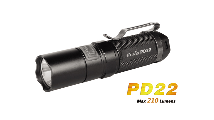 Fenix PD22 FlashLightShop.de