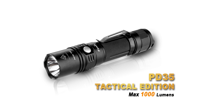 Fenix PD35 TAC FlashLightShop.de