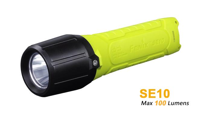Fenix SE10 LED Taschenlampe