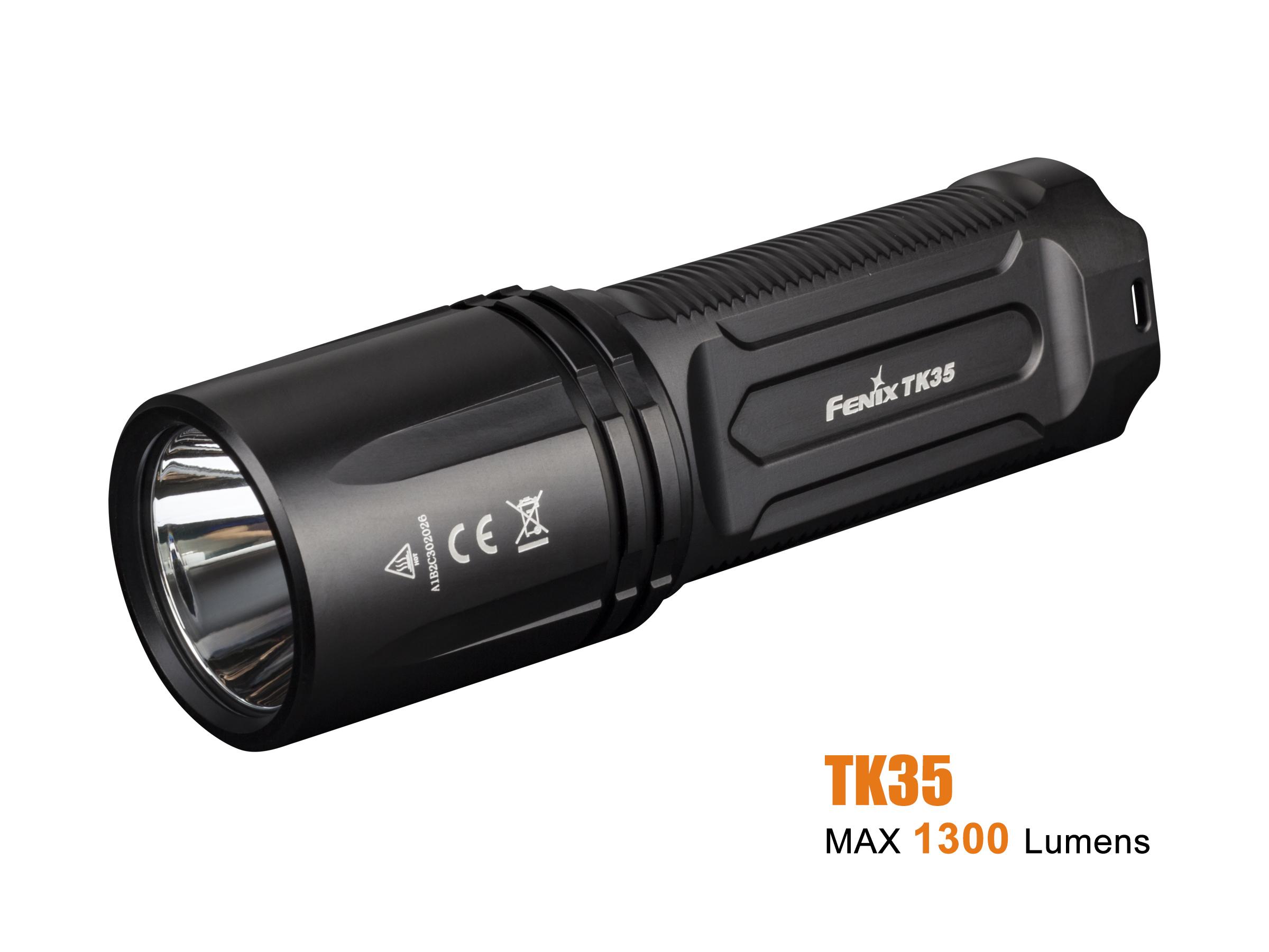 Fenix TK35 FlashLightShop.de