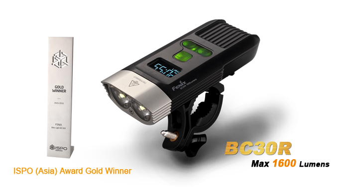 Fenix BC30R FlashLightShop.de