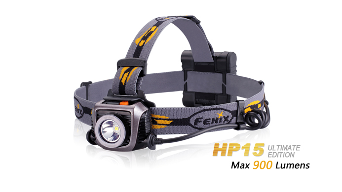 Fenix FlashLightShop HP15 UE