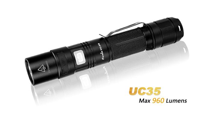 FlashLightShop Fenix UC35